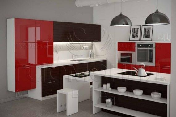 Кухня «Квадра»