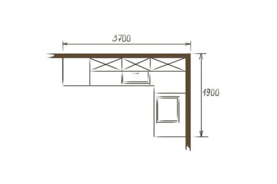 Кухня «Фаттура»