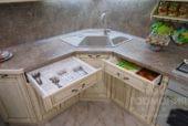 Кухня «Дворянское гнездо» с выставки в Воронеже - изображение 2