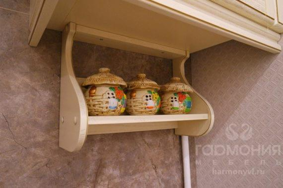 Кухня «Дворянское гнездо» с выставки в Воронеже